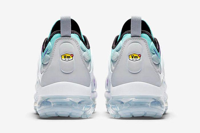 Nike Air Vapormax Plus White Fierce Purple 5