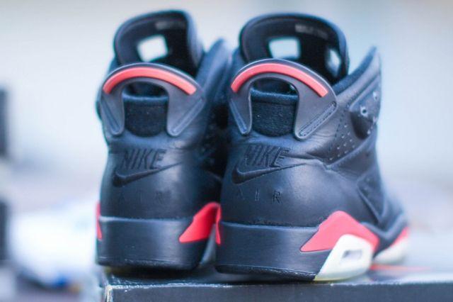 Og Air Jordan 6 Swapped Soles 19