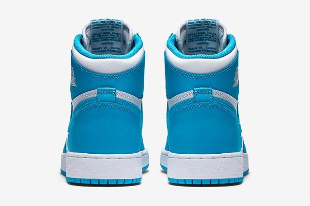 Air Jordan 1 Og Unc 5