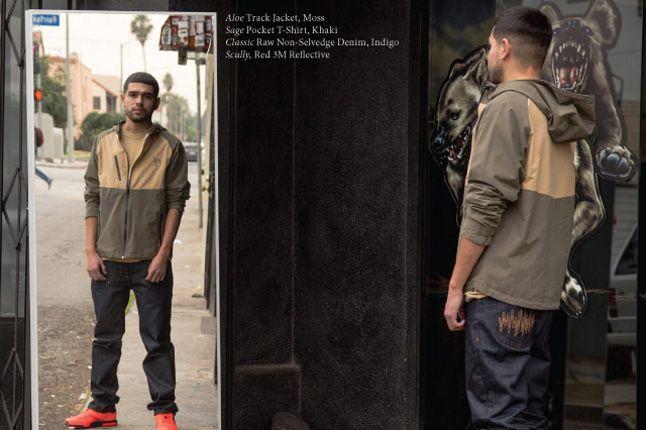 The Hundreds Spring 2013 Lookbook Ash Pant Aloe Track Jaket 1