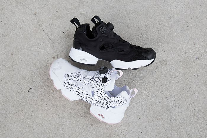 Naked X Reebok Insta Pump Fury 2