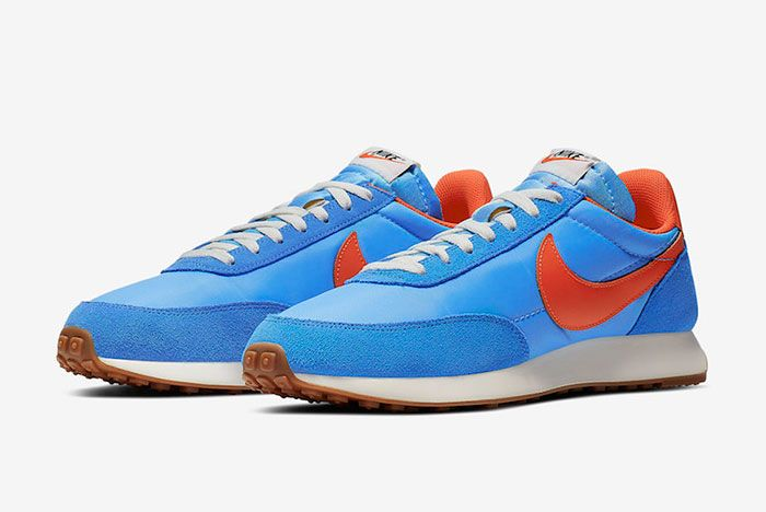 Nike Air Tailwind 79 Pacific Blue 487754 408 Front Angle