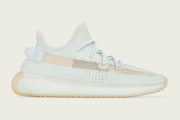 Yeezy Boost 350 V2 Hyperspace Side Shot