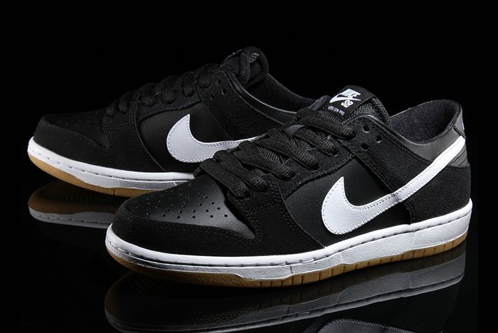Nike Sb Dunk Low Black Gum8
