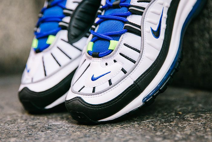 Nike Air Max 98 Racer Blue 4