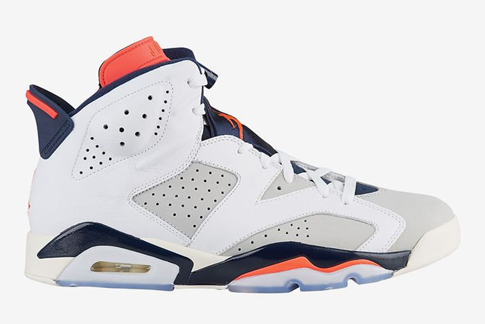 Air Jordan 6 Tinker Hatfield New Images 1