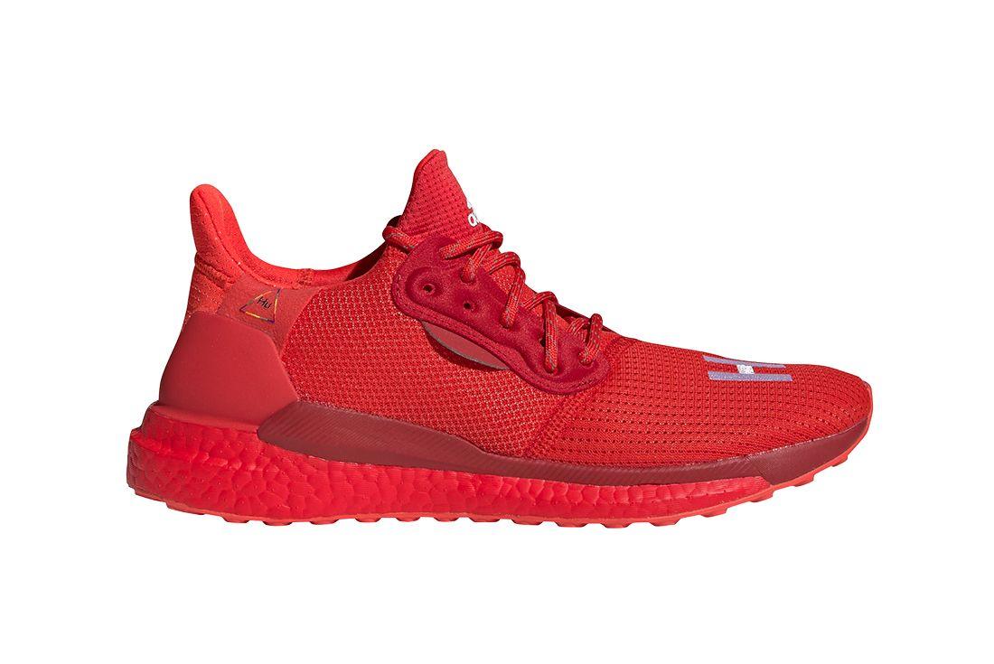Adidas Pharrell Williams Solar Hu Red Right