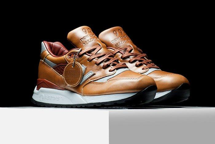 New Balance Horween Leather Pack 2