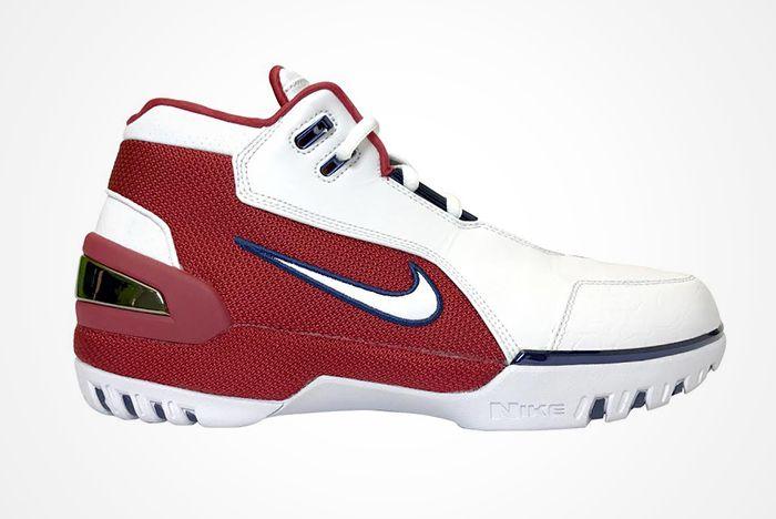 Nike Lebron Zoom Generation 4
