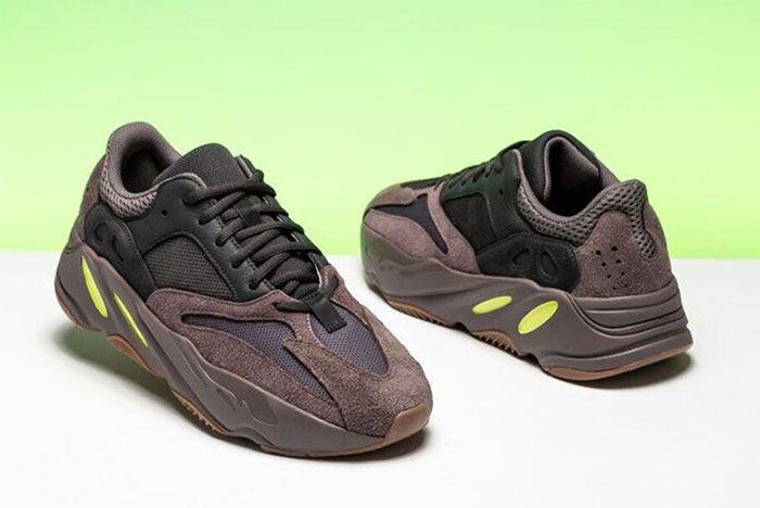 Adidas Yeezy Boost 700 Mauve 6 Sneaker Freaker