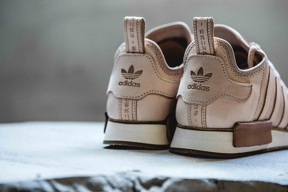 Hender Scheme X Adidas Luxe Leather Pack9