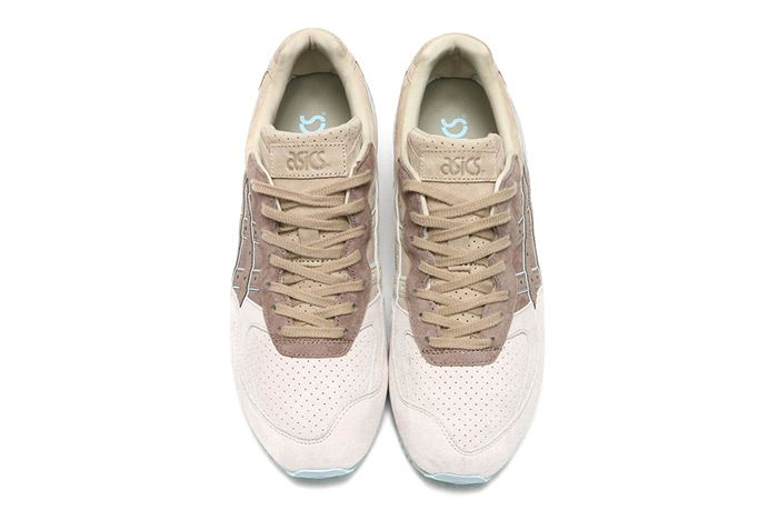 Asics Gel Sight Taupe Grey 2