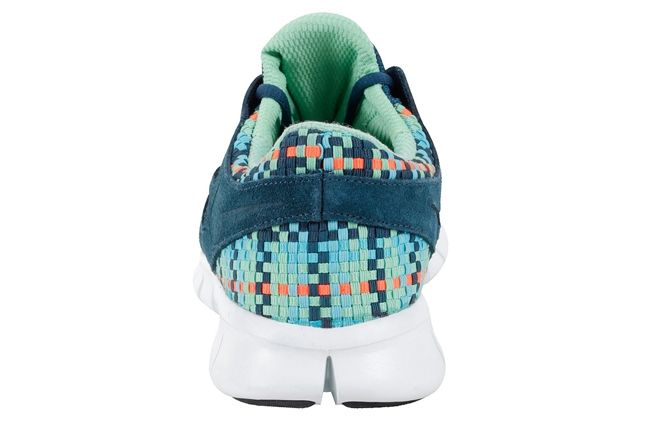 Nike Free Run 2 Woven Heel 1