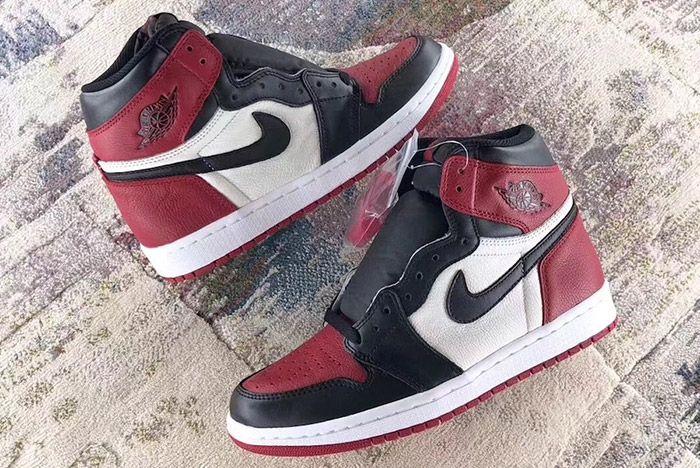 Air Jordan 1 Bred Toe Sneaker Freaker 7