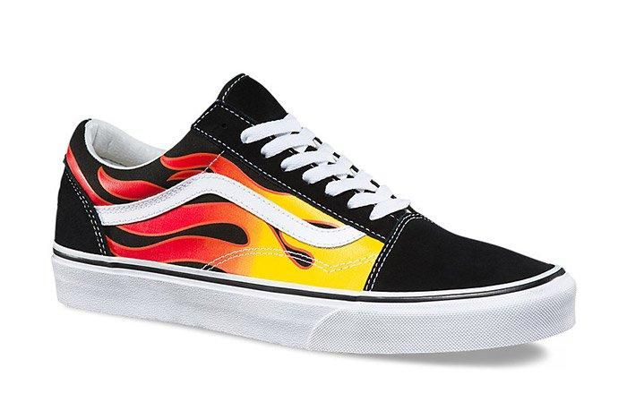 Vans Old Skool Flame Pack 2