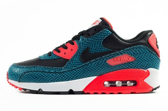 Nike Air Max 90 25Th Anniversary Collection Snakeskin