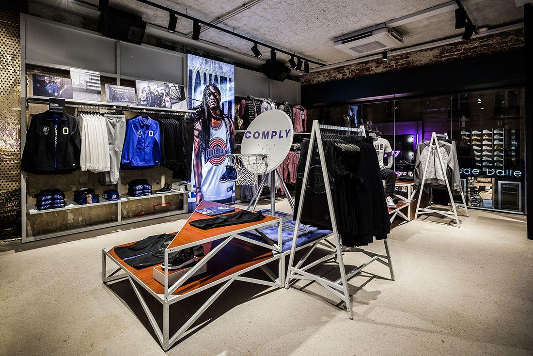 Jordan Brand Opens Incredible Pinnacle Store In Paris13