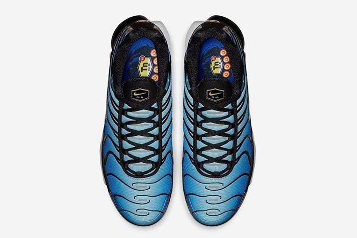 Nike Air Max Plus Hyper Blue 3