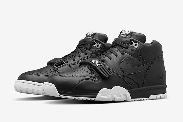 Fragment X Nike Air Trainer 1 Final Slam Collection10