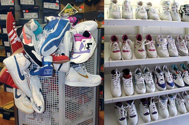 Vintage Sneakers Scandinavia 52 1