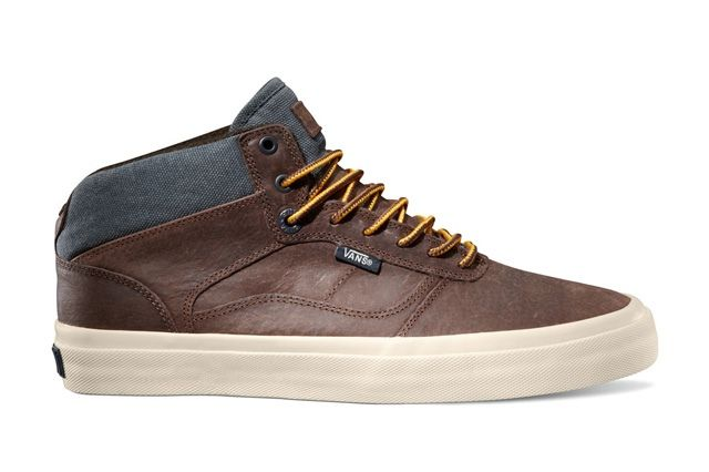 Vans Otw Collection Bedford Boot Brown Turtledove Fall 2013