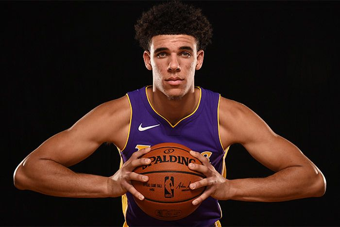 Lonzo Ball New Big Baller Brand Sneaker