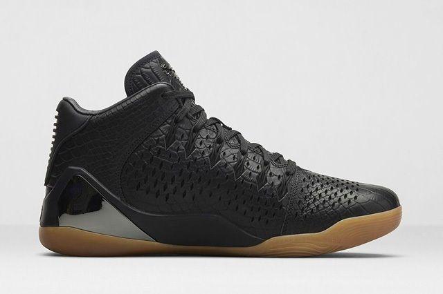 Nike Kobe 9 Ext Black Black 5