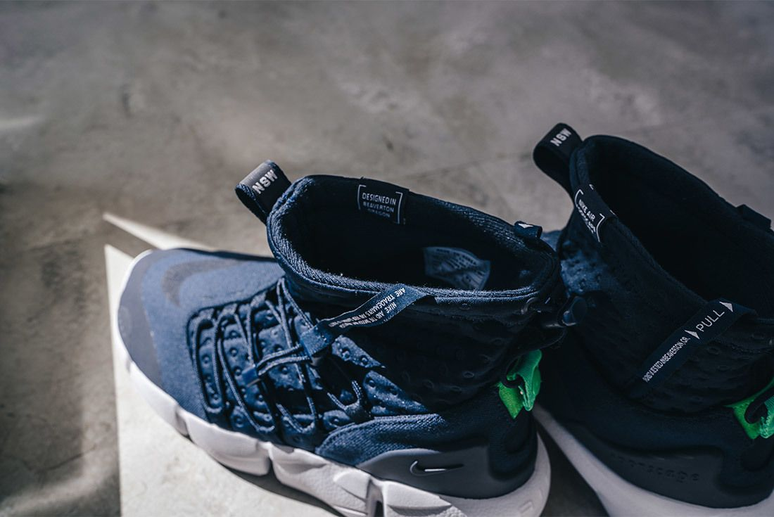 Nike Air Footscape Mid Utility Tokyo Limited Edition For Nonfuture Mita Sneakers 18