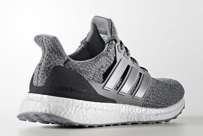 Adidas Ultraboost 3 0 Grey Silver 1