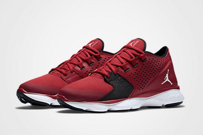 Jordan Flow Redblack 3
