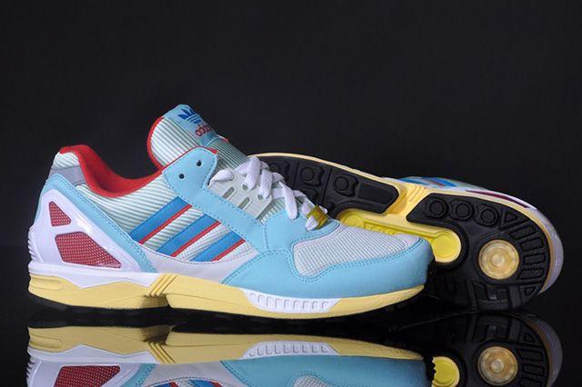 Adidas Zx 9000 Og Turquoise 5