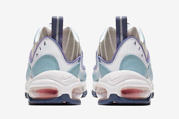 Nike Air Max 98 Ck0832 500 Heel Shot