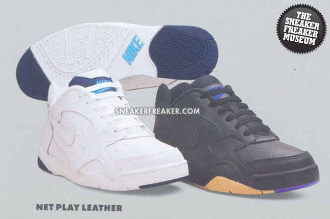 Nike Net Play Leather 1993 1