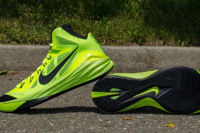 Nike Hyperdunk 2014 Volt Black 6