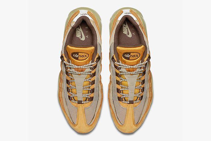 Nike Air Max 95 Premium Wheat3