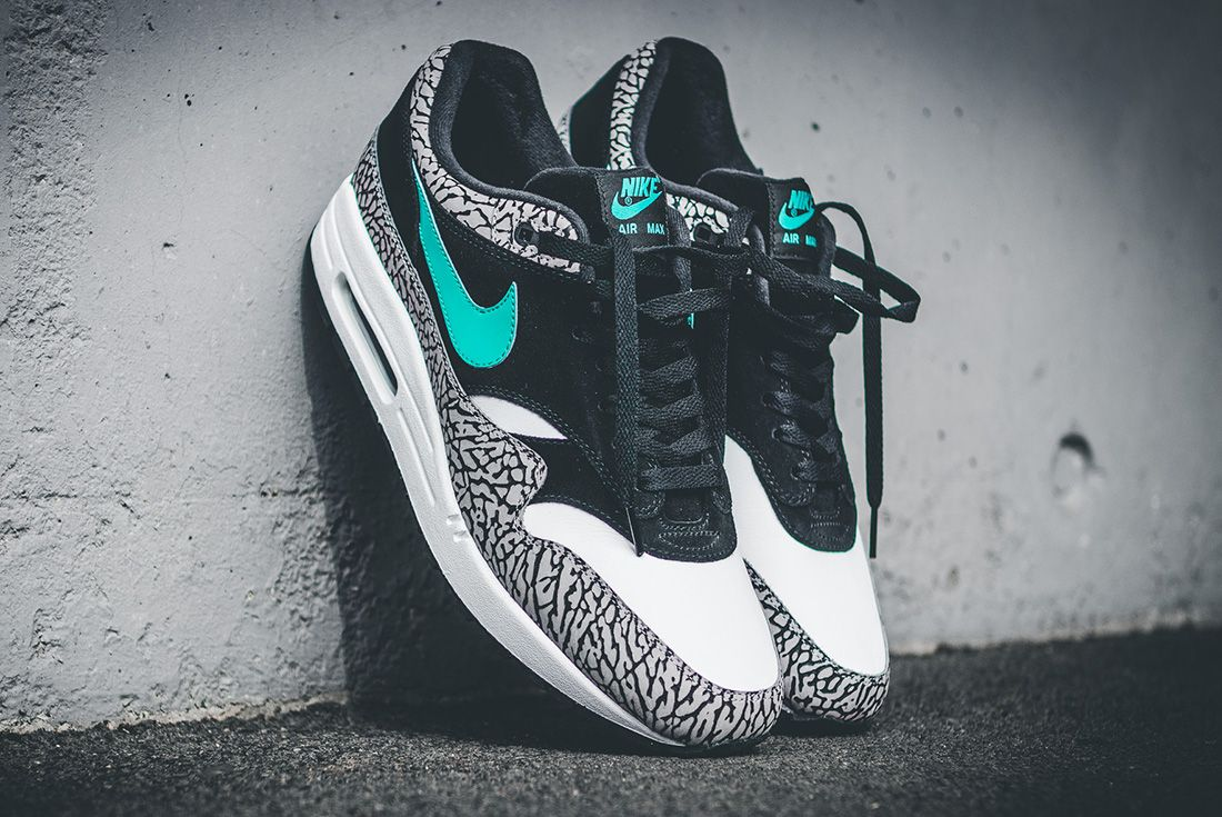 Atmos X Nike Air Max 1 2017 Retro Elephant 6