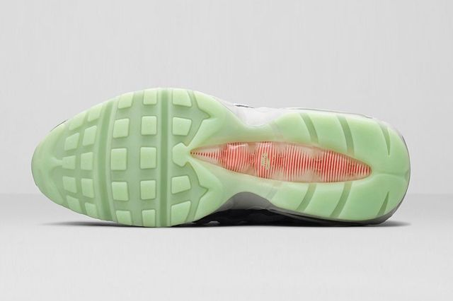 Nike Air Max 95 Halloween Bump 1