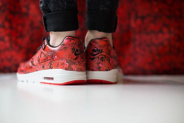 Nike Air Max 1 Flower City Collection