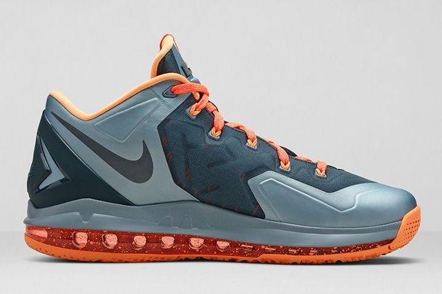 Nike Lebron 11 Low Magnet Grey 3