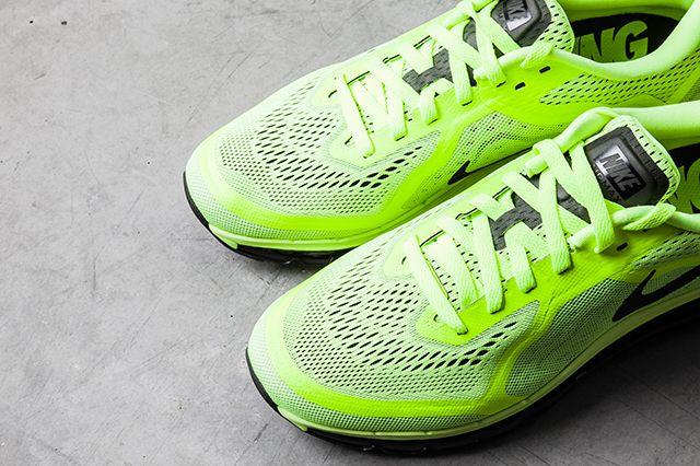 Nike Air Max 2014 Black Barely Volt 3