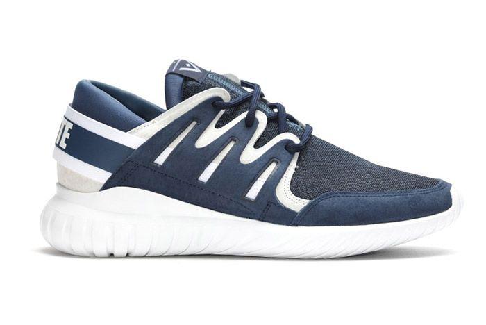 White Mountaineering Adidas Tubular Nova Navy Blue 4