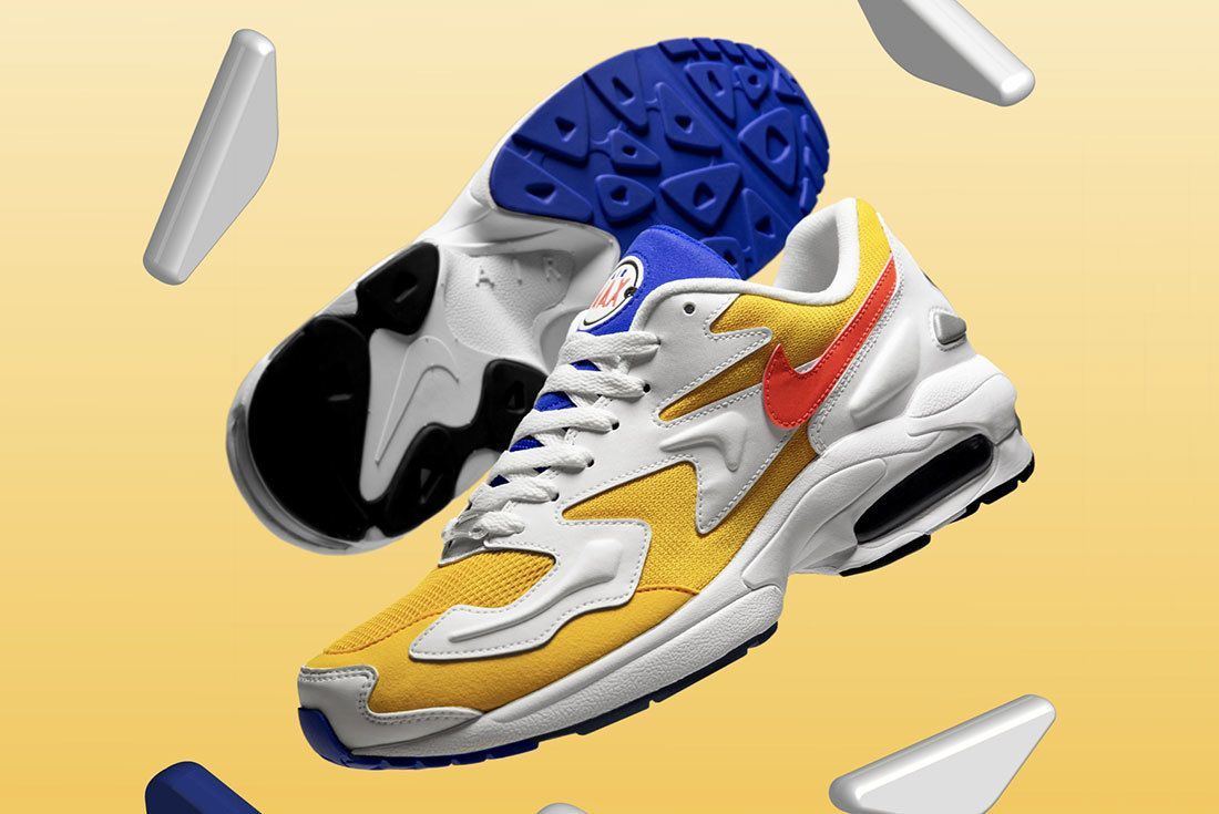 Nike Air Max 2 Light Wtb Header