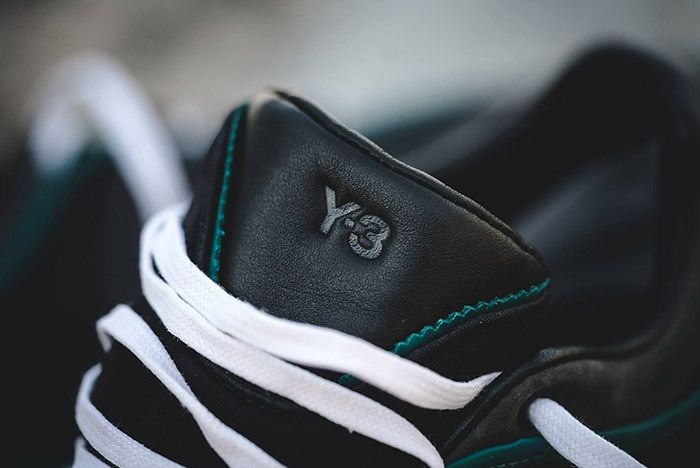 Adidas Y 3 Boxing Charcoal Teal 3