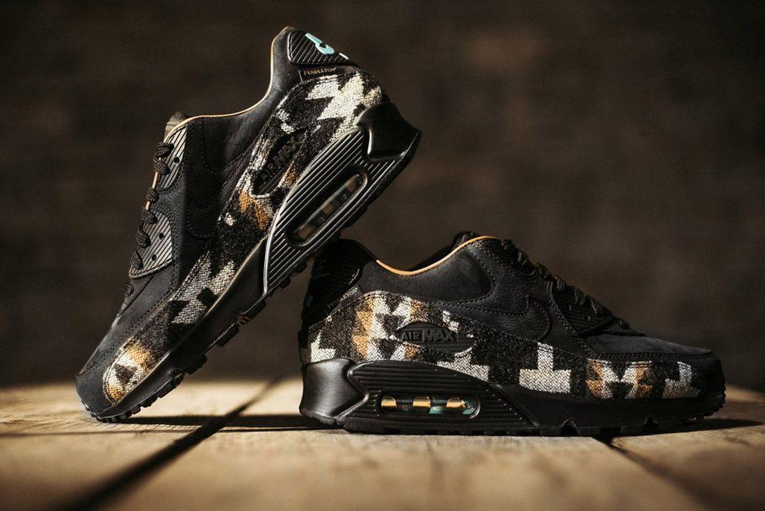 Pendleton Nike Air Max 90 3