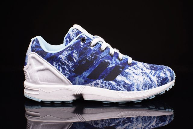 Adidas Zx Flux Glacier 2