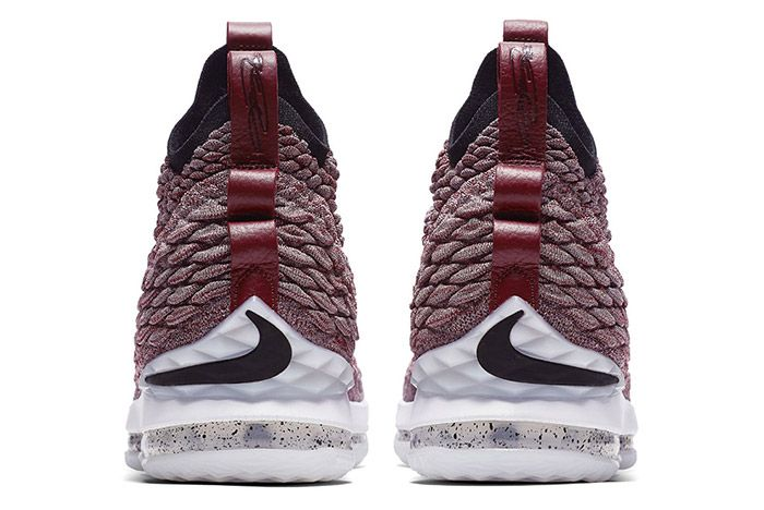 Nike Lebron 15 Red 4