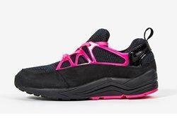 Nike Air Huarache Light Black Fierce Pink Thumb