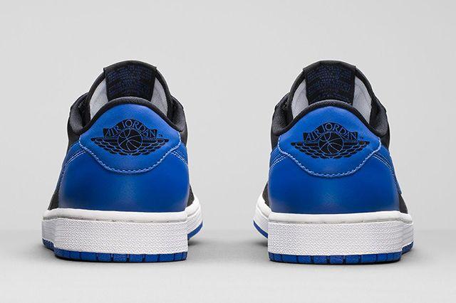 Air Jordan 1 Low Og Royal 3