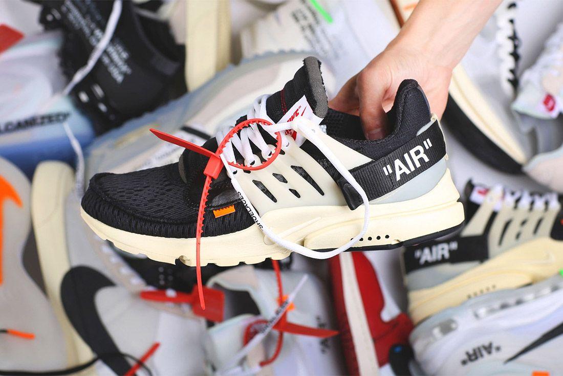 Virgil Abloh Off White Nike Air Presto Power Ranking Sneaker Freaker