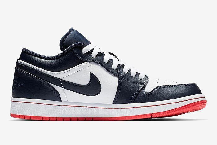 Air Jordan 1 Low Obsidian 3